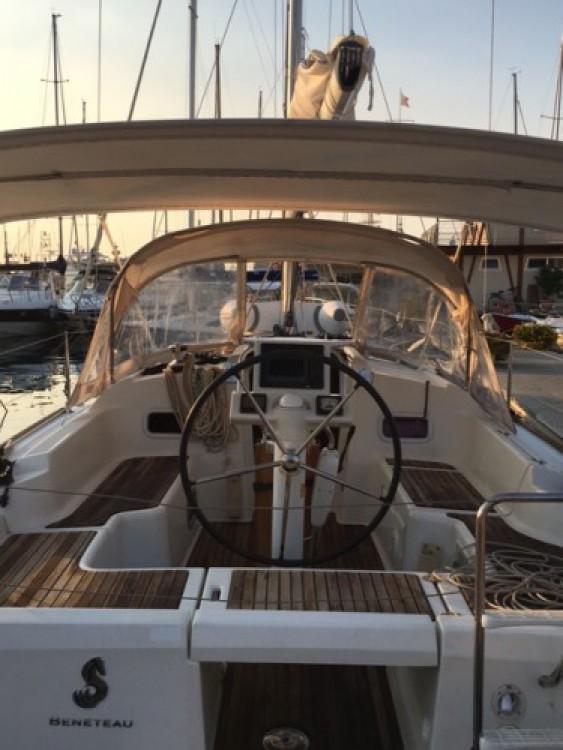 Segelboot mit oder ohne Skipper Bénéteau mieten in Vibo Valentia