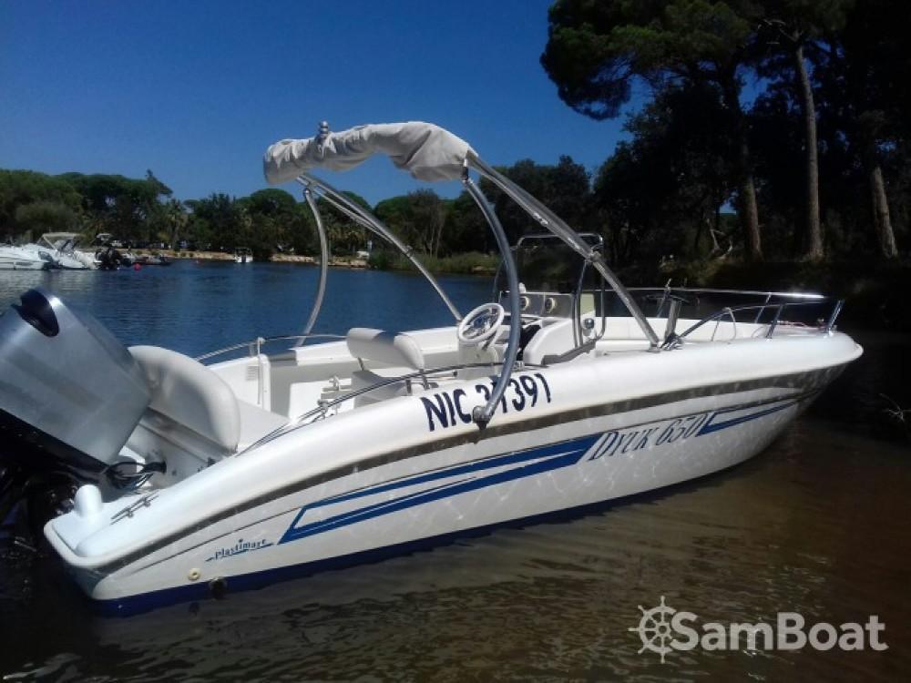 Yacht-Charter in Mandelieu-la-Napoule - Plastimar open auf SamBoat