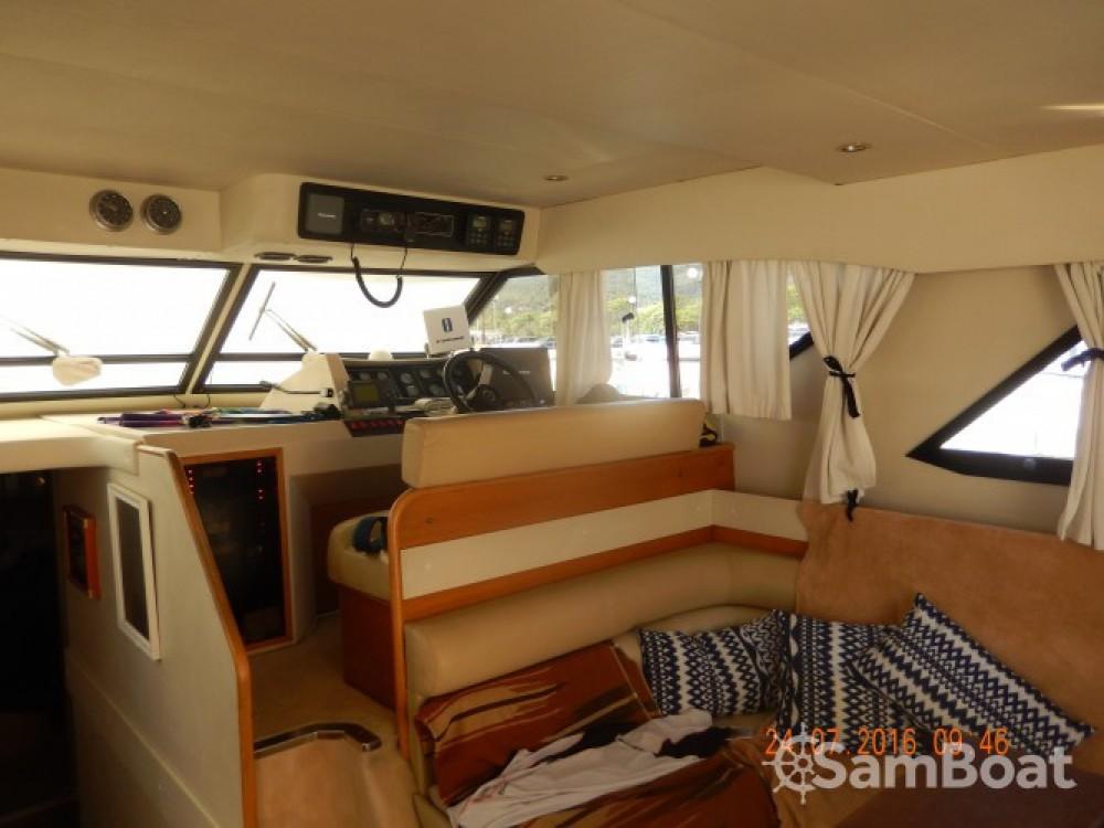 Vermietung Motorboot Marine-Project mit Führerschein