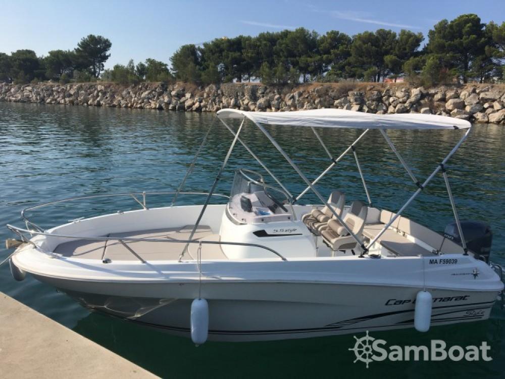 Motorboot mieten in  - Jeanneau Cap Camarat 5.5 Style