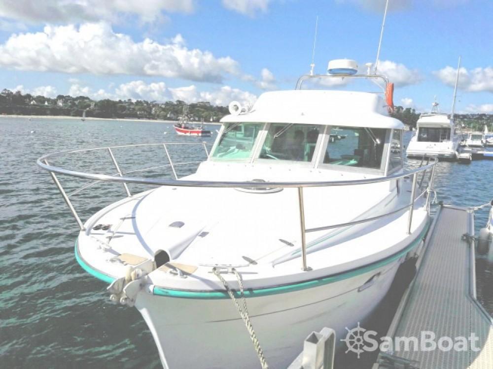 Motorboot mit oder ohne Skipper Ocqueteau mieten in Morgat