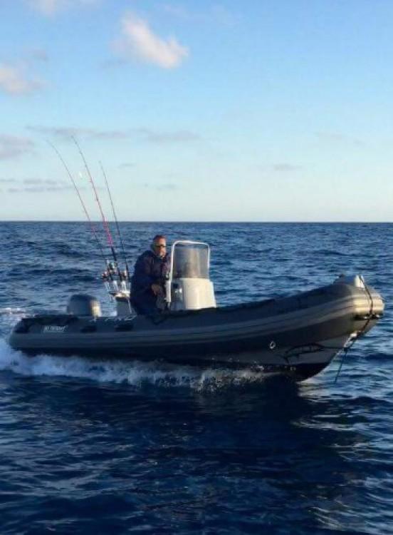 Schlauchboot mit oder ohne Skipper 3D Tender mieten in Bord de Mer