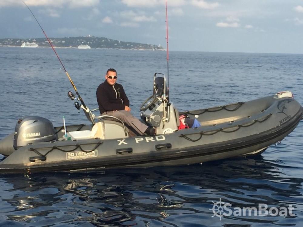 Schlauchboot mieten in Bord de Mer zum besten Preis