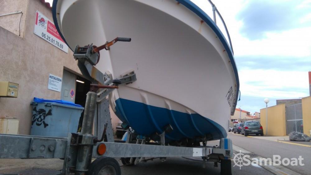 Motorboot mieten in Le Barcarès zum besten Preis