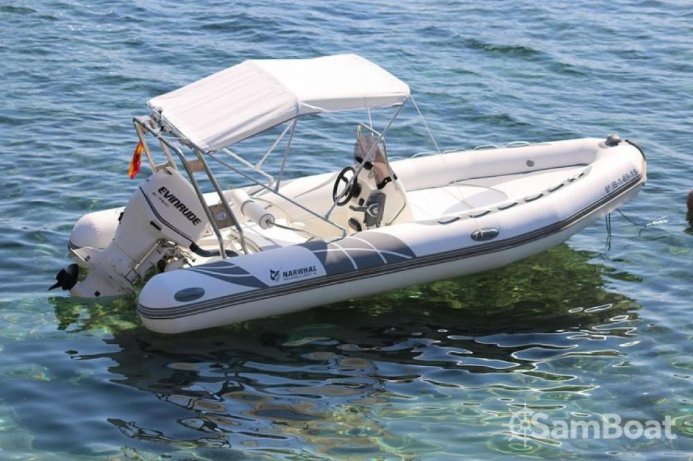 Bootsverleih Balearische Inseln günstig Narwhal H 520