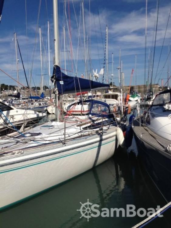 Segelboot mieten in Granville zum besten Preis