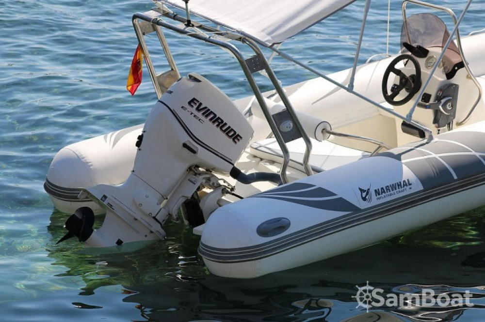 Yacht-Charter in Balearische Inseln - Narwhal Narwhal H 520 auf SamBoat