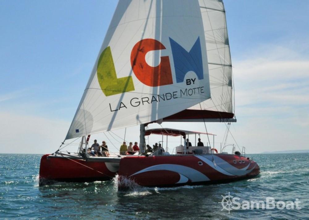 Ein Ocean-Voyageur ocean voyageur 53 mieten in La Grande-Motte