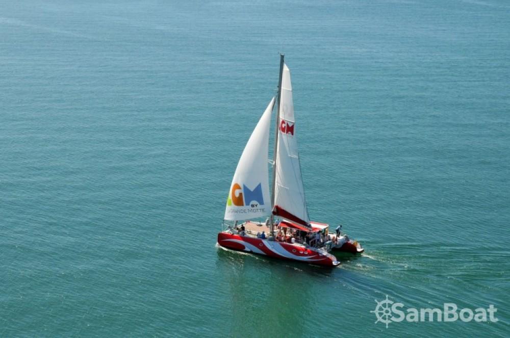 Katamaran mit oder ohne Skipper Ocean-Voyageur mieten in La Grande-Motte