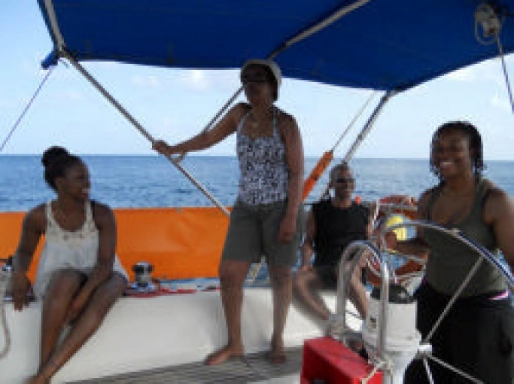 Ein Jeanneau Jeanneau 45 mieten in Martinique