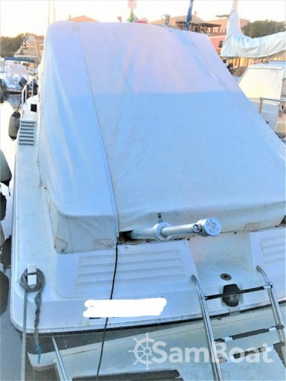 Motorboot mieten in Isthintini/Stintino - Sunseeker Portofino 31