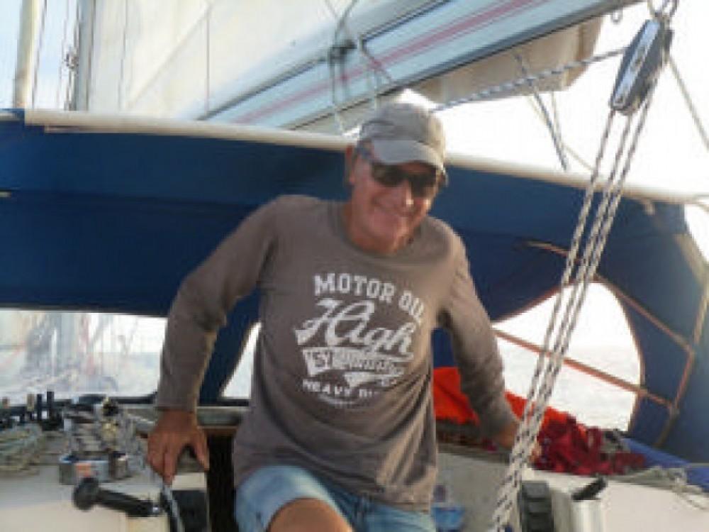Segelboot mit oder ohne Skipper Jeanneau mieten in Martinique