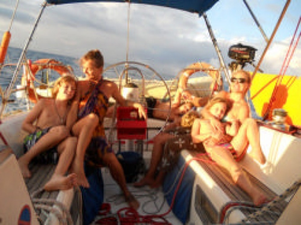 Bootsverleih Martinique günstig Jeanneau 45