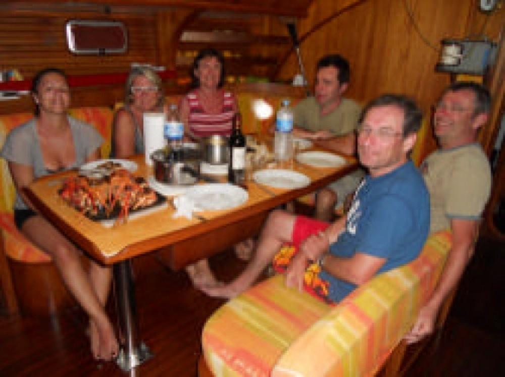 Yacht-Charter in Martinique - Jeanneau Jeanneau 45 auf SamBoat