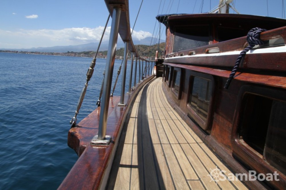 Bootsverleih Caicco caicco Catania Samboat