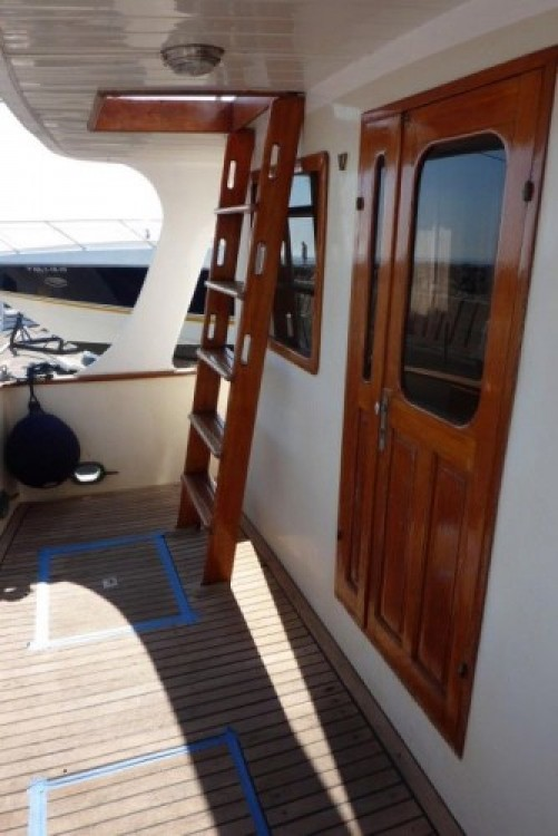Bootsverleih Modern-Yacht Gemar 42s Sant Antoni de Portmany Samboat