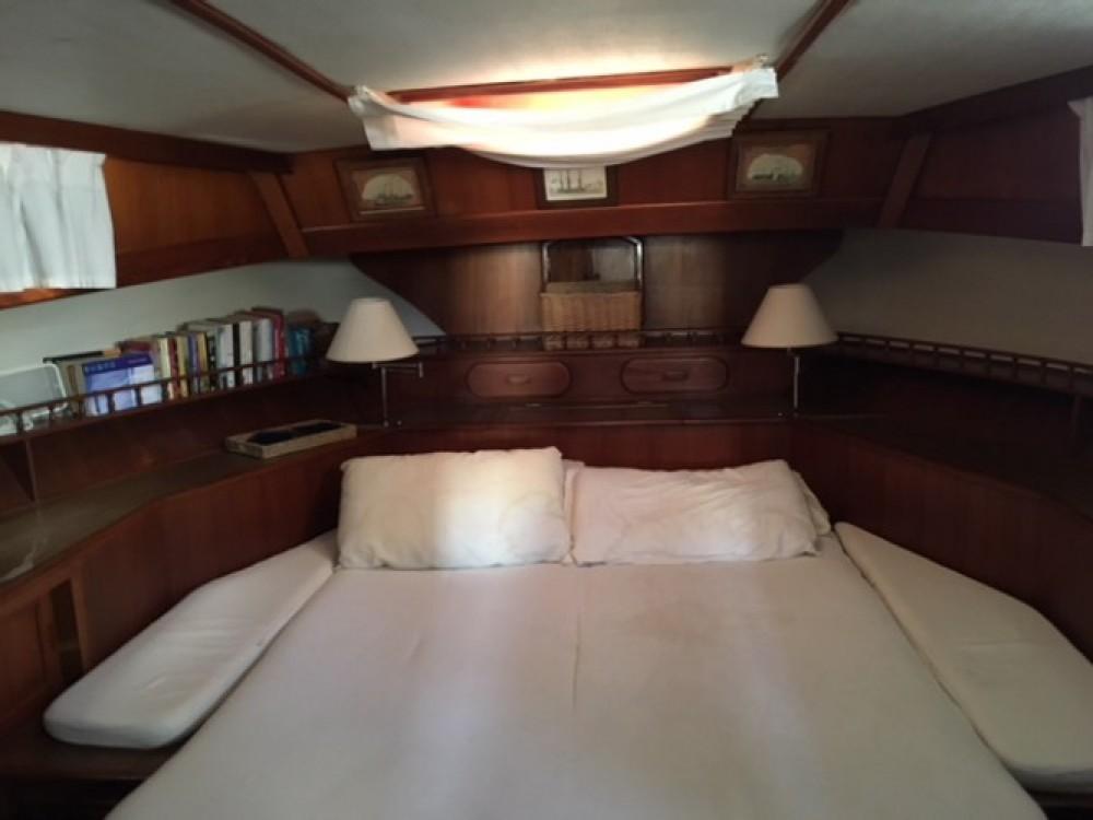 Motorboot mieten in Sant Antoni de Portmany - Modern-Yacht Gemar 42s