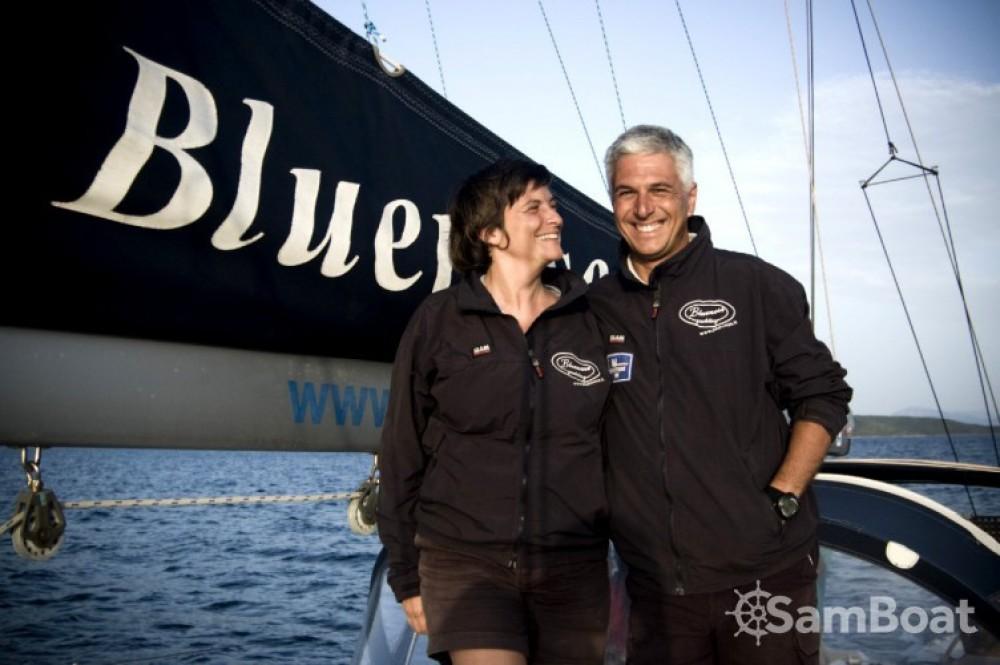 Segelboot mit oder ohne Skipper Euro-Alfa-Yachts mieten in Athen
