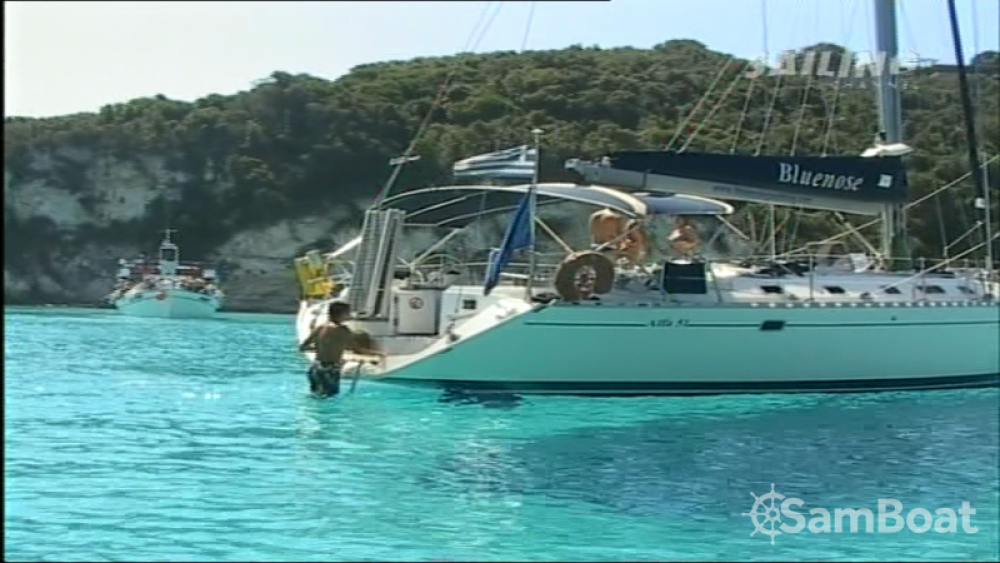 Ein Euro-Alfa-Yachts Alfa 51 Lux mieten in Athen
