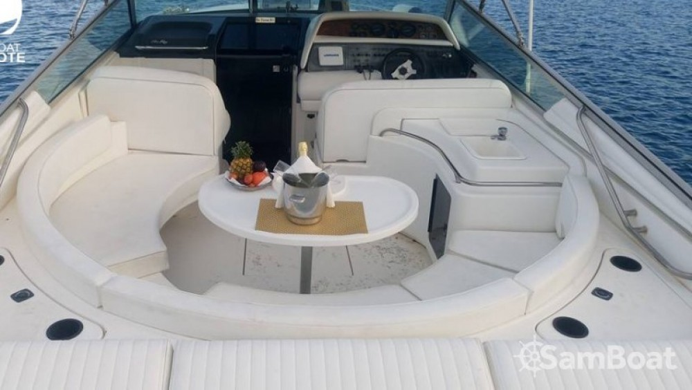 Motorboot mieten in Yaiza - Sea Ray Sea Ray 380 Sundancer