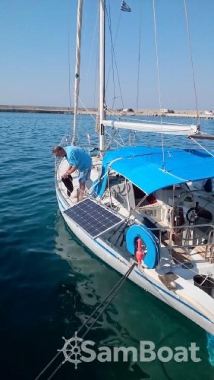 Segelboot mieten in Chios - Dromor-Grece Apollo 12 plus