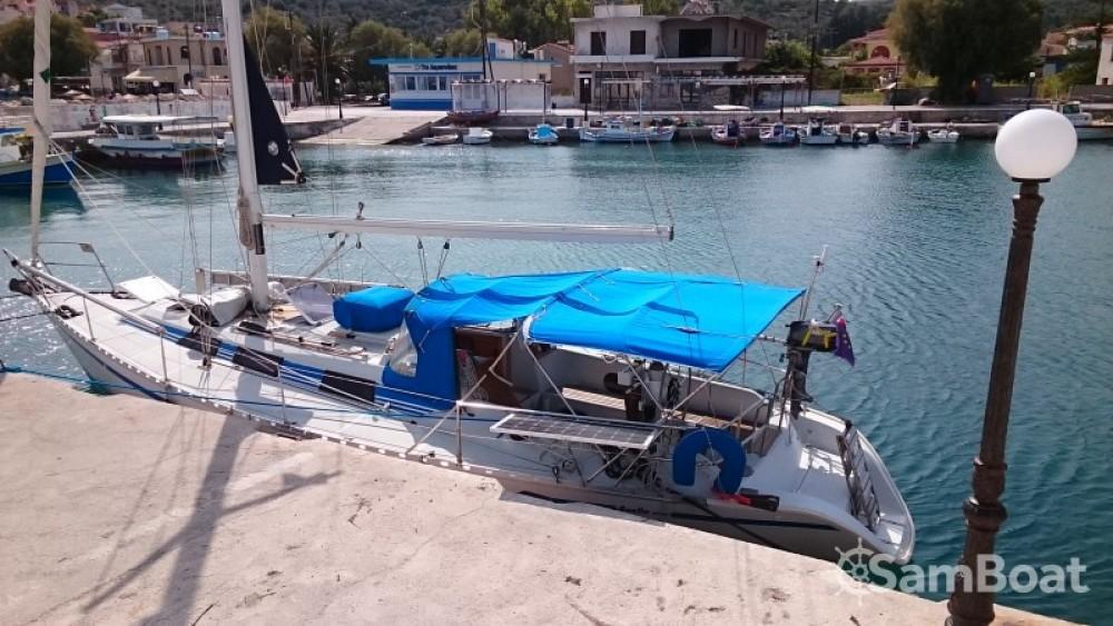 Segelboot mit oder ohne Skipper Dromor-Grece mieten in Chios