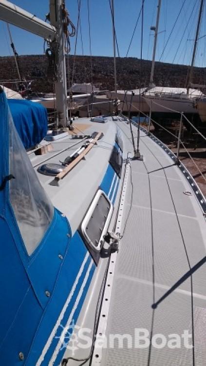 Vermietung Segelboot Dromor-Grece mit Führerschein