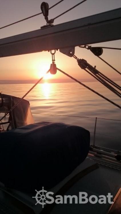 Bootsverleih Dromor-Grece Apollo 12 plus Chios Samboat