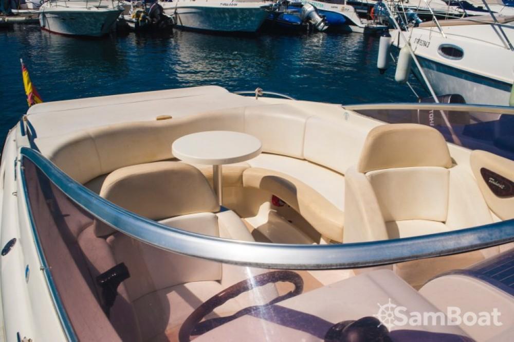 Motorboot mit oder ohne Skipper Cranchi mieten in Kanarische Inseln