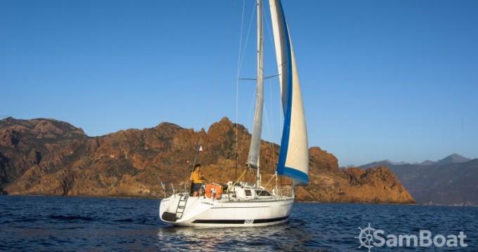 Bootsverleih Kirie Feeling 1090 Marseille Samboat