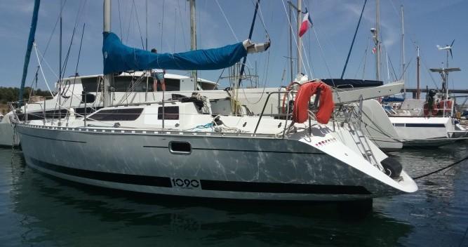 Kirie Feeling 1090 zwischen Privatpersonen und professionellem Anbieter Marseille