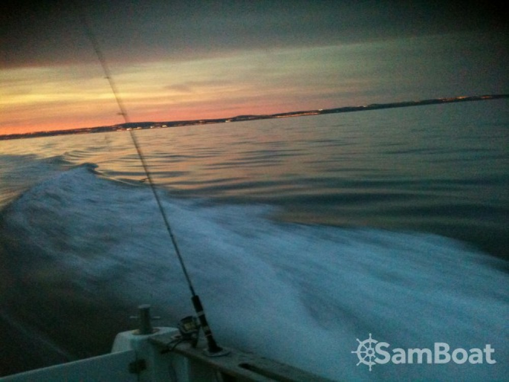 Motorboot mieten in Boulogne-sur-Mer - Jeanneau Merry Fisher 695