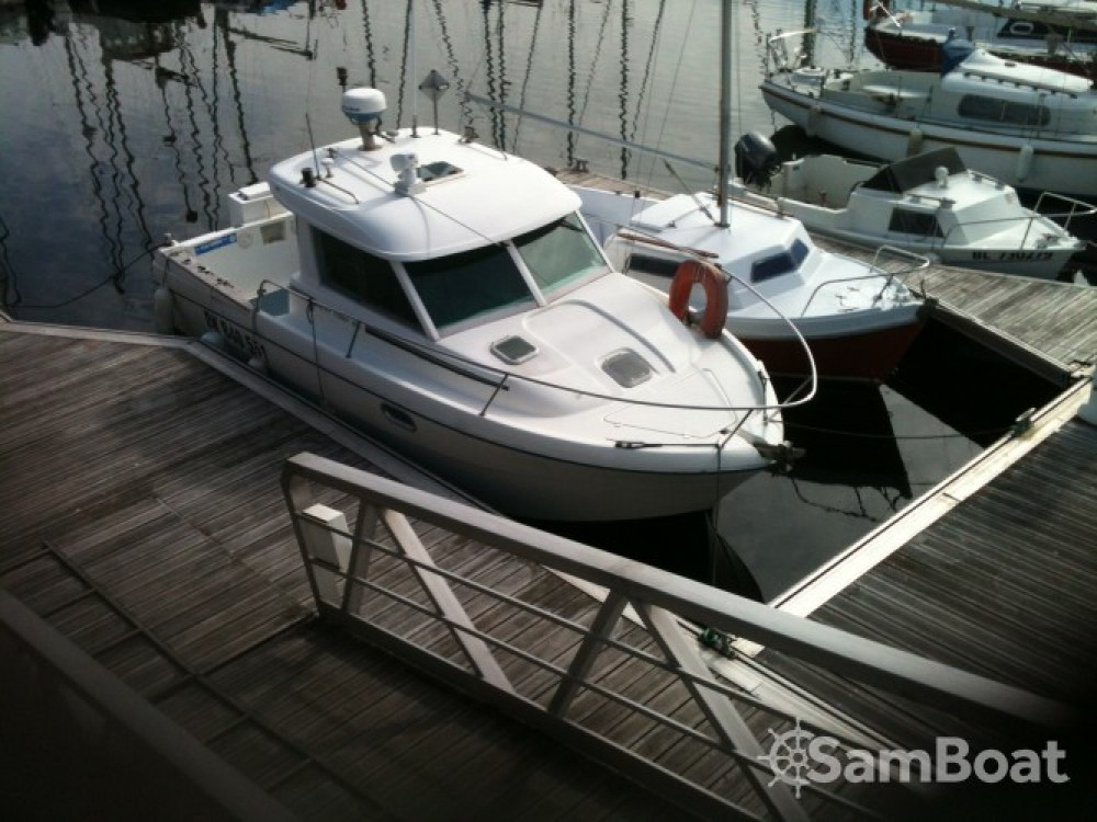 Yacht-Charter in Boulogne-sur-Mer - Jeanneau Merry Fisher 695 auf SamBoat