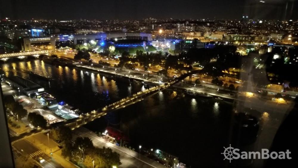 Motorboot mit oder ohne Skipper Klaassen mieten in Paris