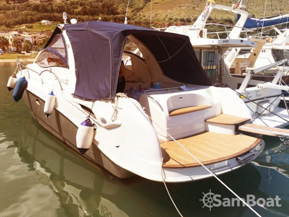 Motorboot mit oder ohne Skipper Stama mieten in Castellammare del Golfo