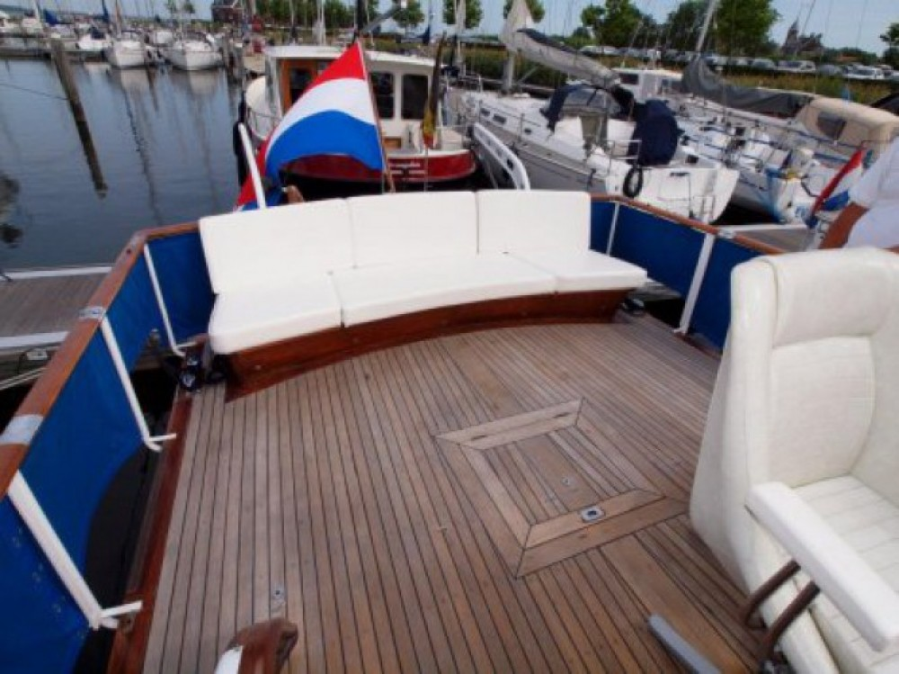 Motorboot mieten in Paris - Klaassen Super Van Craft