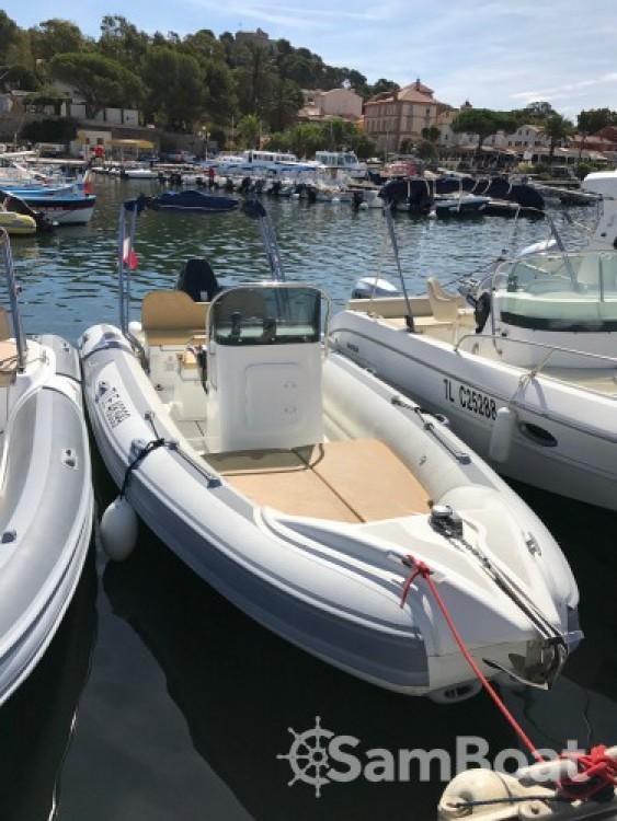 Bootsverleih La Ciotat günstig MV 700
