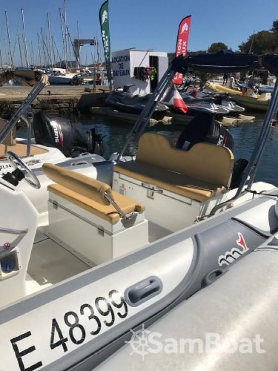 Schlauchboot mit oder ohne Skipper Motonautica Vesuviana mieten in La Ciotat