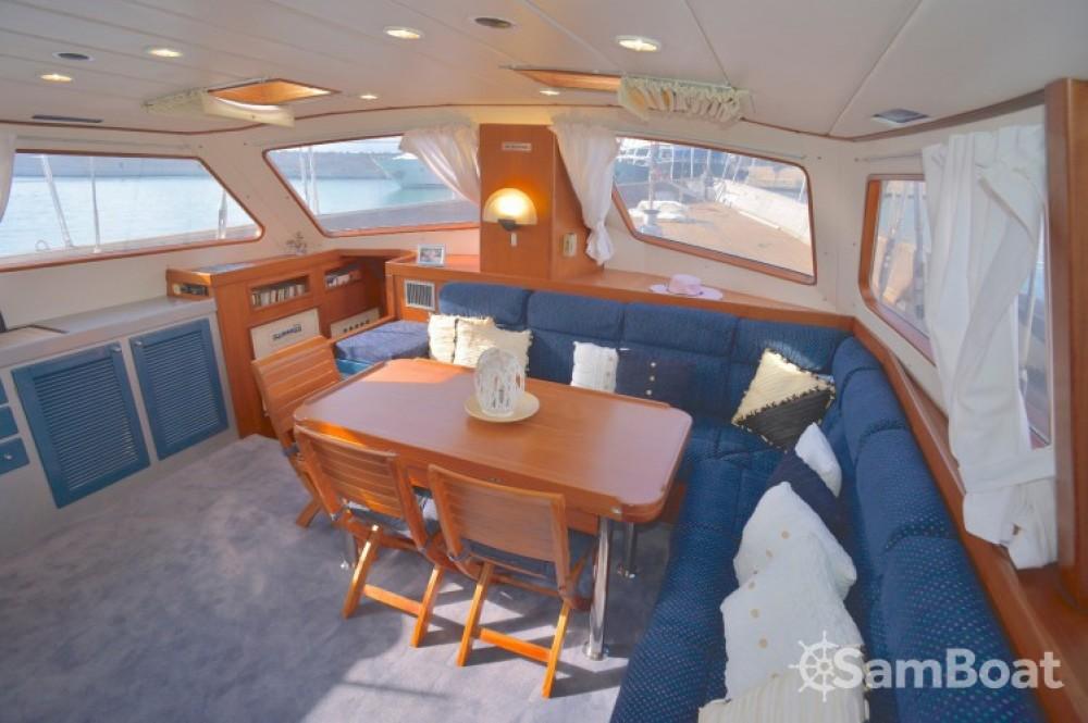 Vermietung Segelboot Bordogna-Pacifico mit Führerschein