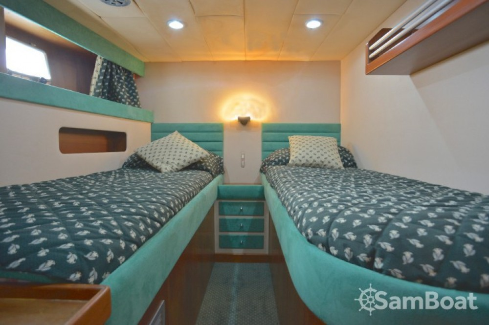 Segelboot mit oder ohne Skipper Bordogna-Pacifico mieten in Sant Antoni de Calonge