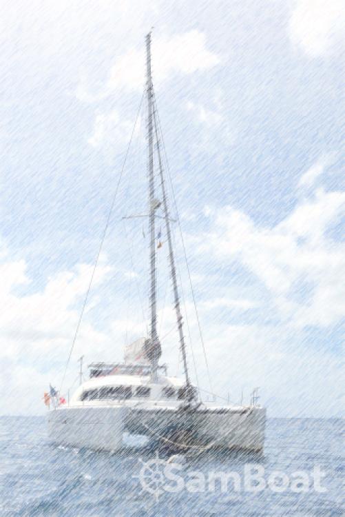 Katamaran mieten in Basse-Terre - Lagoon Lagoon 380