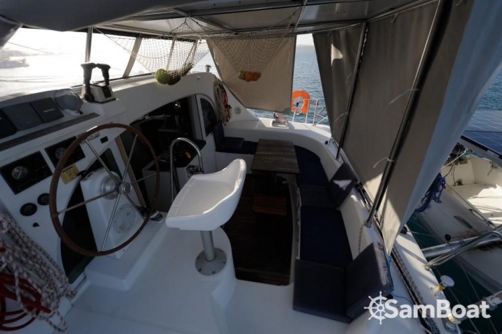 Katamaran mit oder ohne Skipper Lagoon mieten in Basse-Terre