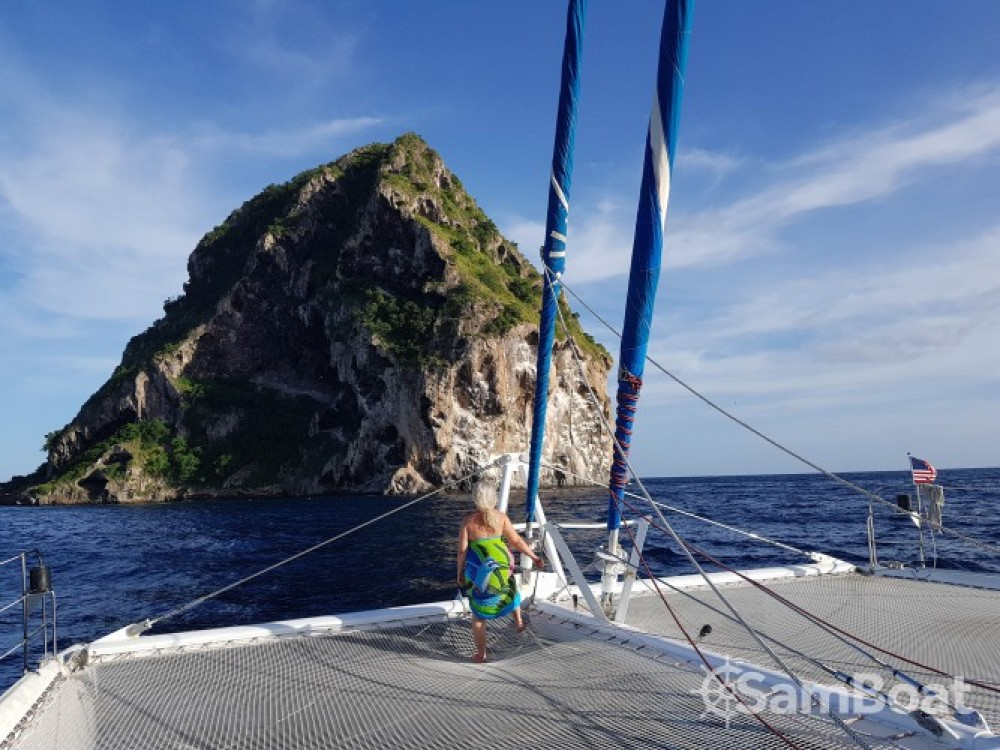 Bootsverleih Marina du Marin günstig Taiti 75