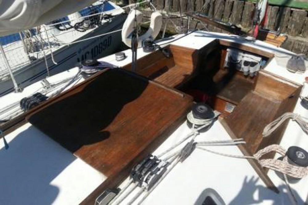 Segelboot mieten in Marina di Grosseto - Canados canados 33