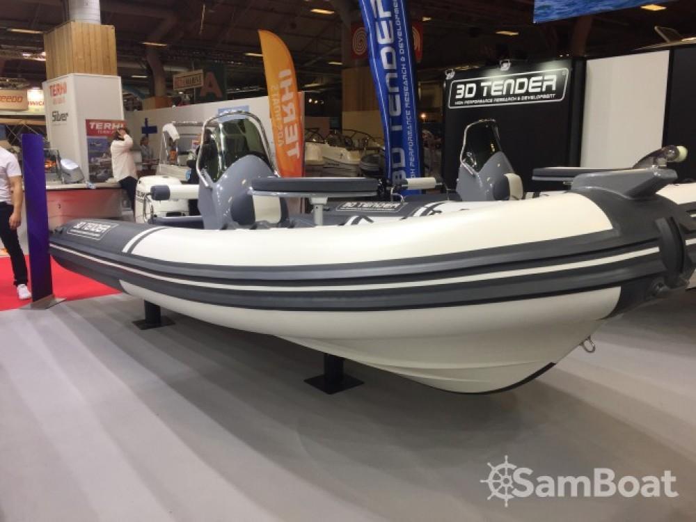 Yacht-Charter in Porto-Vecchio - 3D Tender Lux 550 auf SamBoat