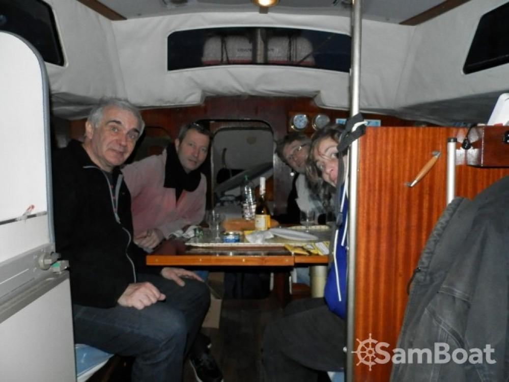 Segelboot mit oder ohne Skipper Jeanneau mieten in Port Grimaud
