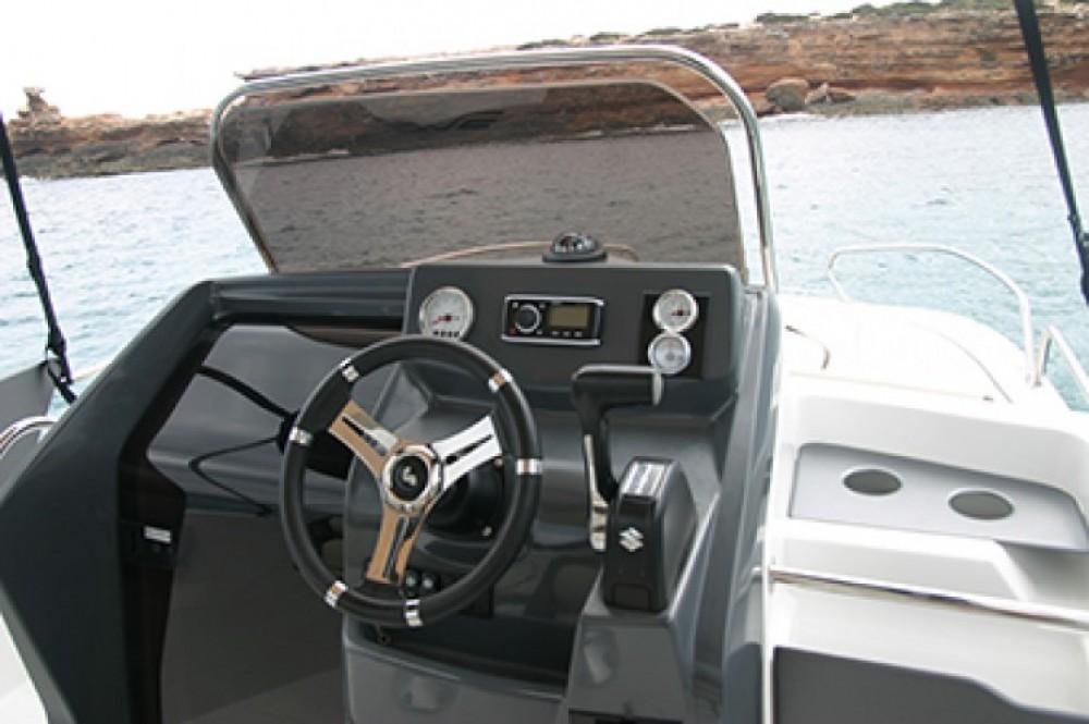 Bootsverleih Bénéteau Flyer 6.6 Marina Botafoch Samboat