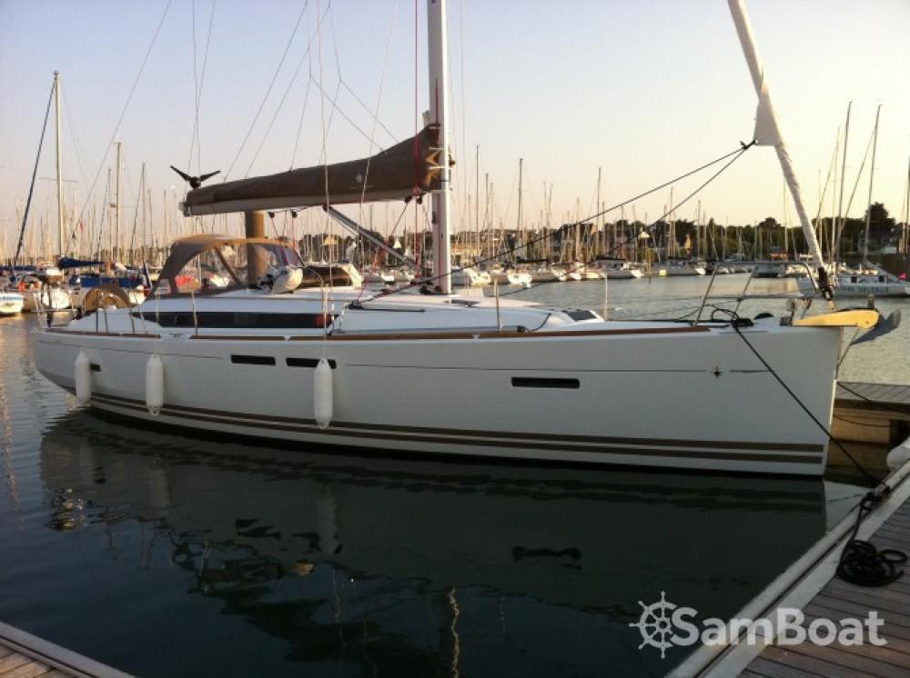 Segelboot mieten in La Trinité-sur-Mer - Jeanneau Sun Odyssey 409