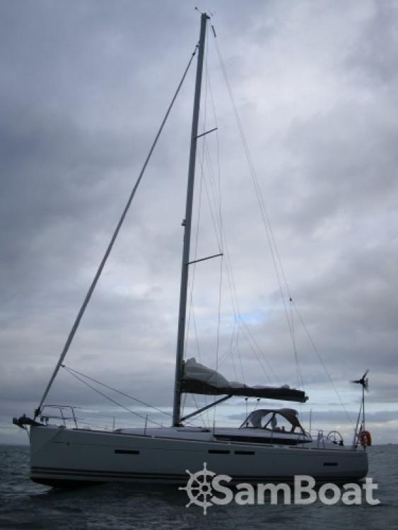 Bootsverleih Jeanneau Sun Odyssey 409 La Trinité-sur-Mer Samboat