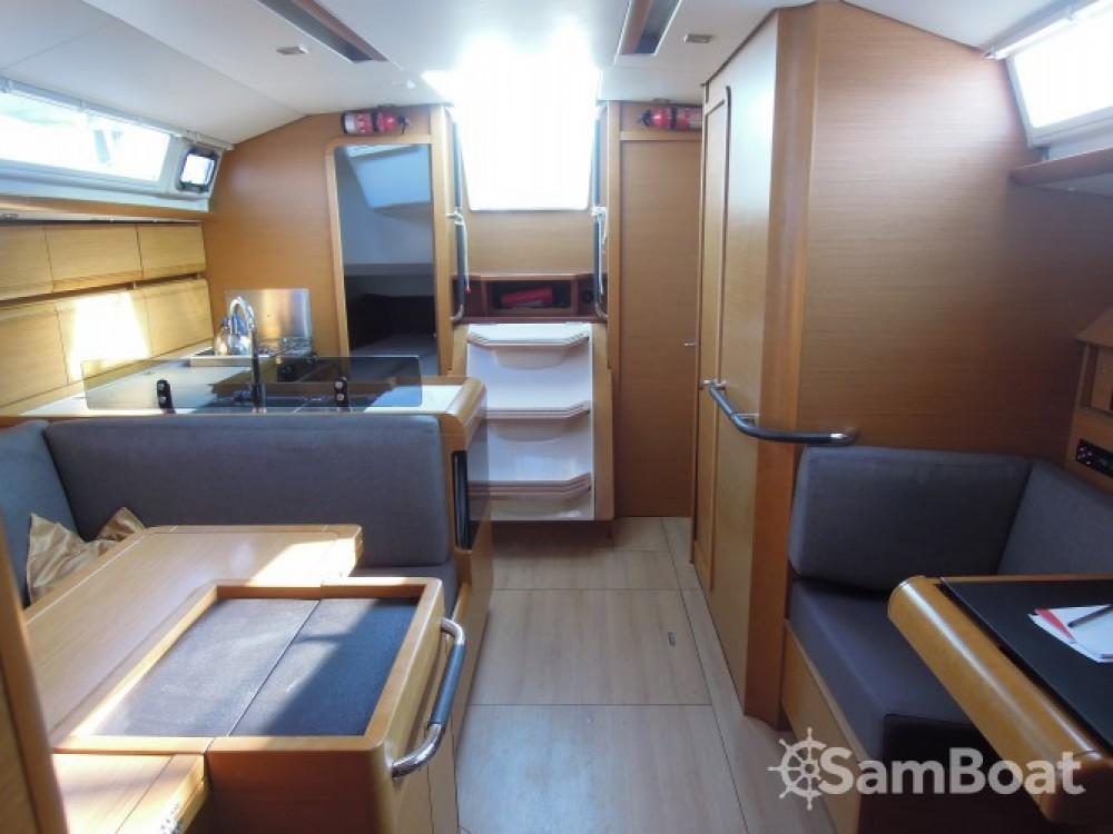 Segelboot mit oder ohne Skipper Jeanneau mieten in La Trinité-sur-Mer